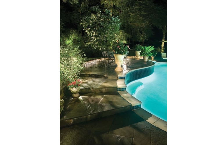 Pool Accent Lighting